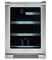 "Electrolux 24"" Stainless Steel Under Counter Beverage Center"