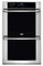 """Electrolux 30"""" IQ-Touch Stainless Steel Double Wall Oven"""