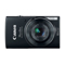 Canon PowerShot ELPH 150 IS Black Digital Camera