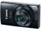 Canon PowerShot ELPH 190 IS 20 Megapixel Black Digital Camera