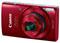 Canon PowerShot ELPH 190 IS 20 Megapixel Red Digital Camera