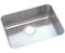 Elkay Gourmet Lustertone Stainless Steel Single Bowl Undermount Sink