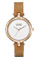 Citizen Eco-Drive Silhouette Rose Gold Tone Womens Watch