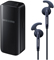 Samsung Black Active In-Ear Headphones With 2100mAh Battery Pack
