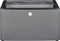 "Electrolux 15"" Titanium Washer Or Dryer Pedestal"