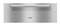"Miele 30"" Contour Line Stainless Steel Warming Drawer"
