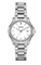 Citizen Eco-Drive Silver-Tone Womens Watch