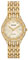 Citizen Eco-Drive Silhouette Crystal Gold-Tone Womens Watch