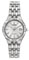 Citizen Eco-Drive Diamond Silver-Tone Womens Watch