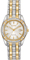Citizen Eco-Drive Silhouette Crystal Two-Toned Stainless Steel Womens Watch