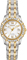 Citizen Eco-Drive Ladies Diamond Two-Toned Stainless Steel Womens Watch
