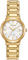 Citizen Eco-Drive Silhouette Sport Gold Womens Watch