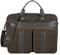 "Solo Bradford 15.6"" Espresso Briefcase"