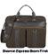 """SOLO Bradford 15.6"""" Black Briefcase"""
