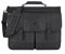 "Solo Bradford 15.6"" Executive Collection Black  Briefcase"