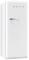 Smeg 50s Retro Style Aesthetic Right Hinge White Refrigerator