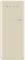 Smeg 50's Retro Style Aesthetic Left Hinge Cream Refrigerator
