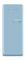 Smeg 50s Retro Style Aesthetic Left Hand Pastel Blue Refrigerator