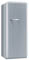 Smeg 50s Retro Style Aesthetic Right Hinge Silver Refrigerator