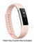 Fitbit Alta Large Blush Pink Leather Band