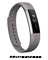 Fitbit Alta Small Graphite Leather Band