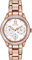 Citizen Eco-Drive Rose Gold Silhouette Crystal Women