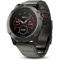 Garmin 51mm Fenix 5 Slate Gray Sapphire With Metal Band GPS Multisport Watch