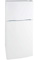 Avanti White Top Freezer Refrigerator