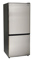 Avanti 10.2 Cu. Ft. Stainless Steel Bottom Freezer Refrigerator