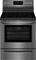 "Frigidaire 30"" Black Stainless Steel Freestanding Electric Range"