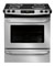 "Frigidaire 30"" Stainless Steel Slide-In Electric Range"