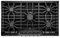 "Frigidaire 36"" Black Gas Cooktop"
