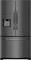 Frigidaire Black Stainless Steel French Door Counter Depth Refrigerator