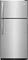 Frigidaire Stainless Steel Top Freezer Refrigerator