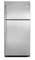 Frigidaire 20.4 Cu. Ft. Stainless Steel Top Freezer Refrigerator