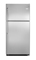 "Frigidaire 30"" Stainless Steel Top Freezer Refrigerator"