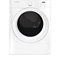 Frigidaire White 7.0 Cu. Ft. Gas Dryer