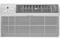 Frigidaire White 12,000 BTU 9.5 EER 230 Volts Wall Air Conditioner