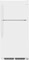 Frigidaire White Top Freezer Refrigerator