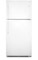Frigidaire 20.4 Cu. Ft. White Top Freezer Refrigerator