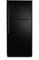 Frigidaire 20.5 Cu. Ft. Black Top Freezer Refrigerator