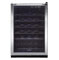 Frigidaire 42 Bottle Stainless Steel Wine Cooler