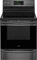 "Frigidaire Gallery 30"" Black Stainless Steel Freestanding Electric Range"