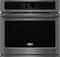 """Frigidaire Gallery 30"""" Black Stainless Steel Single Electric Wall Oven"""