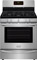 "Frigidaire Gallery 30"" Smudge-Proof Stainless Freestanding Gas Range"