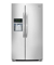 Frigidaire Gallery 23 Cu.Ft. Side-by-Side Stainless Steel Refrigerator