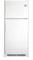 Frigidaire Gallery 20.5 Cu. Ft. White Top Freezer Refrigerator