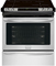 "Frigidaire Gallery 30"" Stainless Steel Slide-In Induction Range"