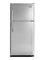 Frigidaire 18.2 Cu.Ft. Top Freezer Stainless Steel Refrigerator