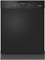"Miele 24"" Obsidian Black Classic Plus Built-In Dishwasher"